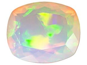 Ethiopian Opal 10x12mm Cushion 2.75ct