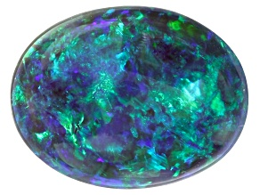Lightning Ridge Opal 1.00ct min wt 12x9mm Oval