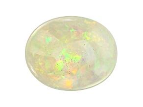 Ethiopian Opal 14.2x11.6mm Oval Cabochon  4.60ct
