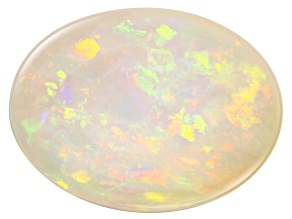 10.88ct Ethiopian Opal 19.2x14.3mm Oval