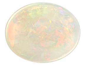 7.53ct Ethiopian Opal 16.1x12.8mm Oval
