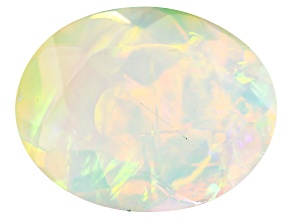 1.32ct Ethiopian Opal 10x8mm Oval