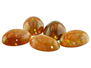 Tazma Ethiopian Opal™ 7x5mm Oval Set Of 5  2.15ct