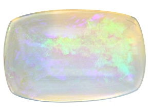 Ethiopian Opal 19.09x12.64mm Rectangular Cushion Cabochon 9.87ct