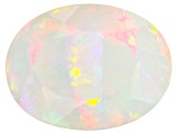 Ethiopian opal 12.66x9.53mm oval 2.94ct