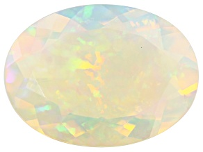Ethiopian Opal 15.2x11.3mm Oval 3.77ct