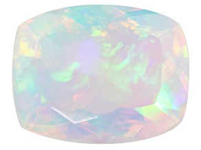 Ethiopian Opal 10x8mm Rectangular Cushion 1.84ct