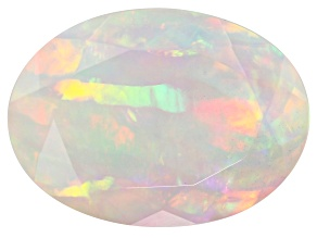 Ethiopian Opal 14x10mm Oval 4.05ct