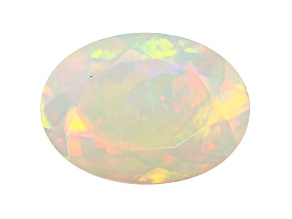 Ethiopian Opal 14x10mm Oval 3.37ct