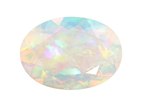 Ethiopian Opal 14x10mm Oval 3.12ct