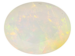 Ethiopian Opal 10x8mm Oval 1.55ct