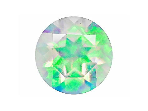 Opal Synthetic 10mm Round Opal 2.25ct