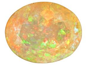 Ethiopian Opal Minimum 1.25ct 10x8mm Oval
