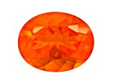 Fire Opal 10x8mm Oval 1.75ct