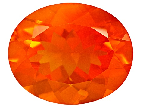 Fire Opal 11x9mm Oval 2.25ct