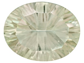 Orthoclase 9x7mm Oval Quantum Cut 1.35ct