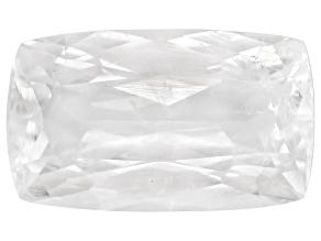 Pollucite Rectangular Cushion 3.00ct