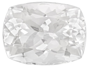 Pollucite Rectangular Cushion 7.65ct