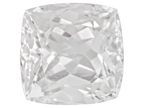 Pollucite 9mm Square Cushion 3.90ct