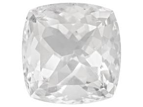 Pollucite 11mm Square Cushion 6.85ct