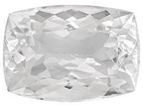 Pollucite Rectangular Cushion 11.15ct