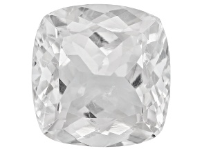 Pollucite 11.5mm Square Cushion 6.62ct