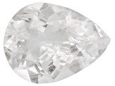 Pollucite 13.5x10mm Pear Shape 4.25ct