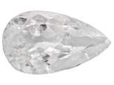 Pollucite 18x10.5mm Pear Shape 8.71ct