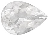 Pollucite 17x12.5mm Pear Shape 9.68ct