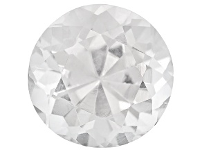 Pollucite 9mm Round 2.35ct