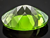 Peridot 10x8mm Oval 2.25ct