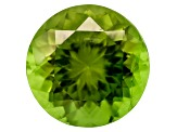 Peridot 8mm Round 1.65ct