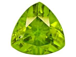 Peridot 8mm Trillion 1.50ct