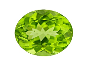 Manchurian Peridot 10x8mm Oval 2.50ct