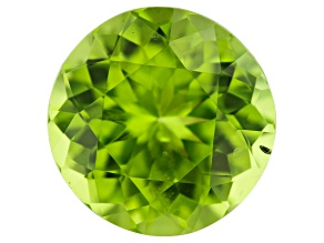 Peridot 9mm Round 2.50ct