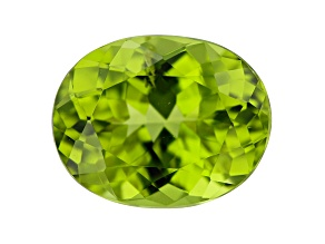 Manchurian Peridot 9x7mm Oval 2.00ct