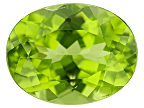 Manchurian Peridot 9x7mm Oval 1.75ct