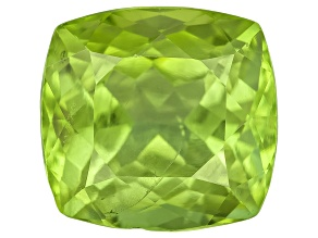 Peridot Rectangular Cushion 3.00ct