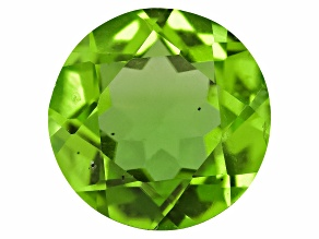 Manchurian Peridot  Minimum 1.50ct 8mm Round