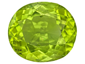 Peridot Oval 2.75ct