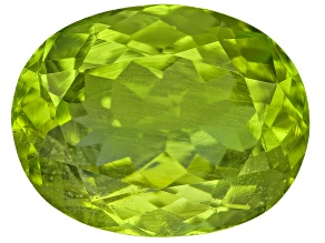Peridot Oval 3.50ct