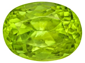 Peridot Oval 4.00ct