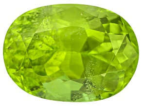 Peridot Oval 4.50ct