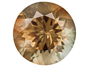 Pre-Owned Bi-Color Sunstone 11mm Round Minimum 3.80ct
