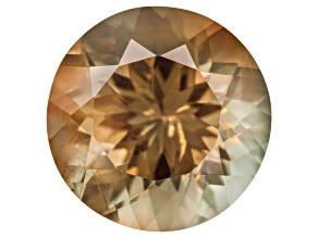 Pre-Owned Bi-Color Sunstone 11mm Round Minimum 3.80ct