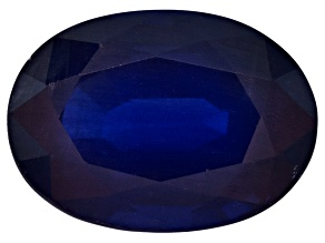Pre-Owned Sapphire 7x5mm Oval 1.00ct