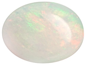 Pre-Owned Ethiopian Opal 16x12mm Oval Cabochon 5.00ct