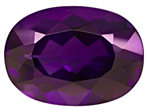 Pre-Owned Amethyst 14x10mm Oval 5.00ct