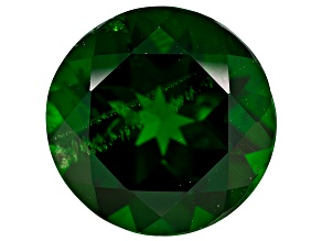 Pre-Owned Chrome Diopside 9mm Round 2.75ct