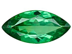 Pre-Owned Green Garnet Tsavorite 10x5mm Marquise .85ct